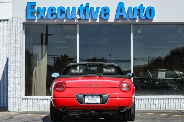 Used 2002 FORD THUNDERBIRD
