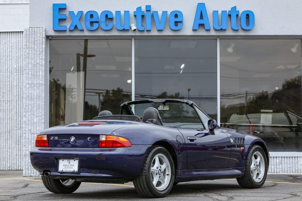Used 1997 Bmw Z3 1 9 For Sale 8 999 Executive Auto Sales Stock 2303