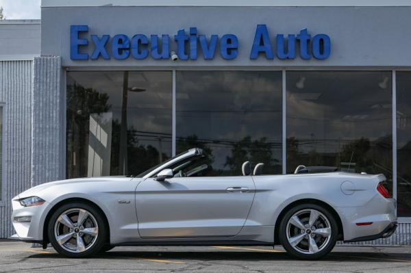 Used 2019 FORD MUSTANG GT GT