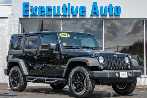 2018 JEEP WRANGLER UNLIMI