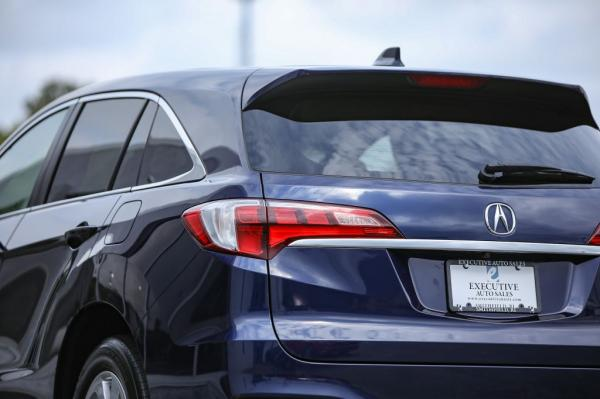 Used 2018 ACURA RDX TECH TECHNOLOGY