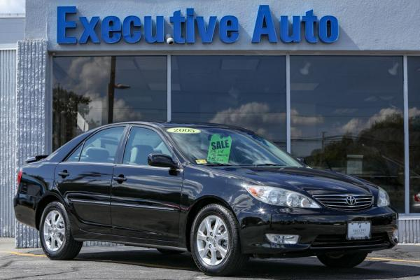Used 2005 Toyota CAMRY XLE XLE