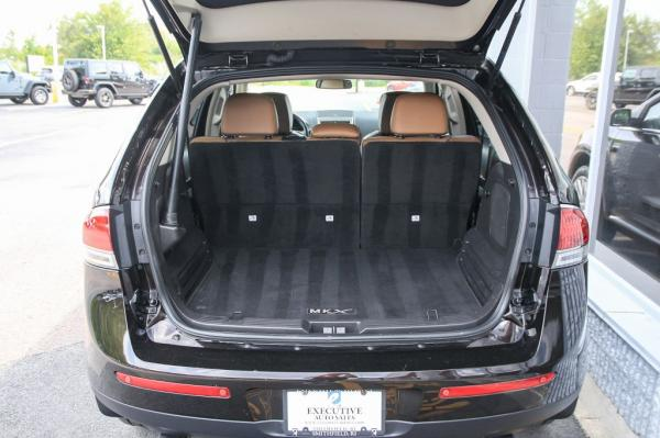 Used 2013 LINCOLN MKX suv