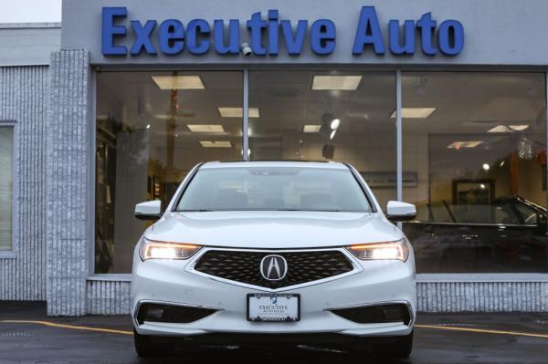 Used 2018 ACURA TLX ADVANCE