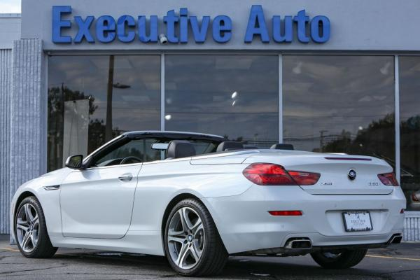 Used 2015 BMW 650XI XI