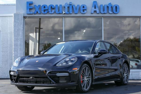 Used 2018 PORSCHE PANAMERA TURBO TURBO