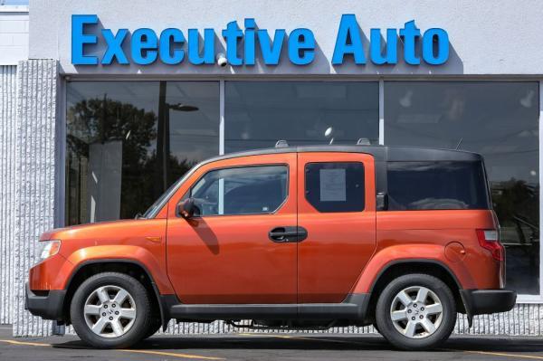 Used 2011 HONDA ELEMENT EX EX