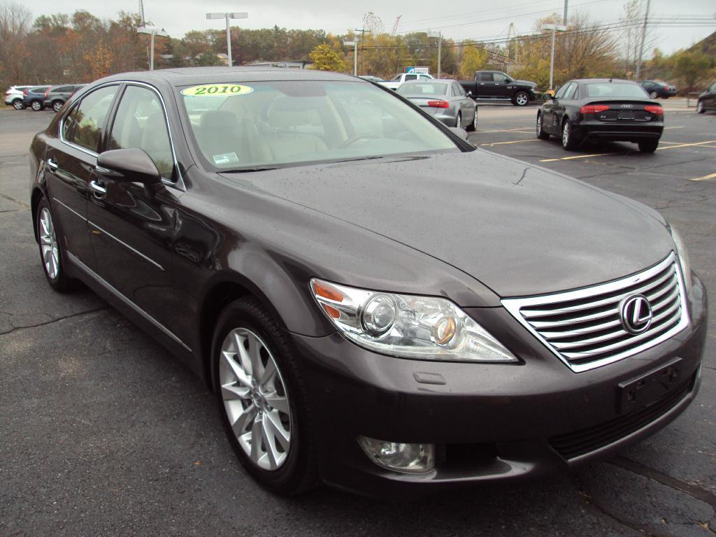 Used Car Down Payment Calculator >> Used 2010 LEXUS LS 460 460 For Sale ($21,450) | Executive ...