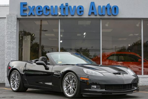Used 2013 CHEVROLET CORVETTE 427 427