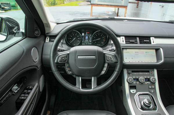 Used 2017 LAND ROVER RANGE ROVER EVO HSE