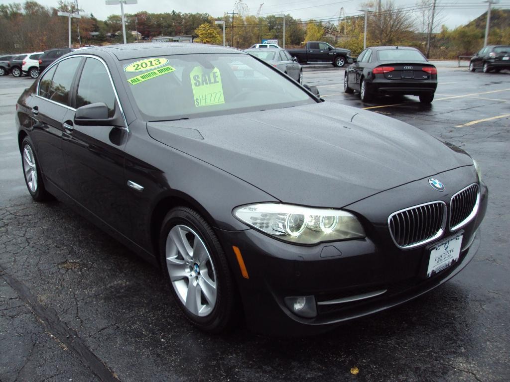 Bmw Extended Warranty >> Used 2013 BMW 528 XI XI For Sale ($14,777) | Executive Auto Sales Stock #1533