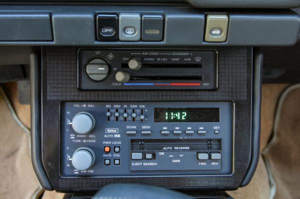 Used 1987 PONTIAC FIREBIRD GTA TRANS AM