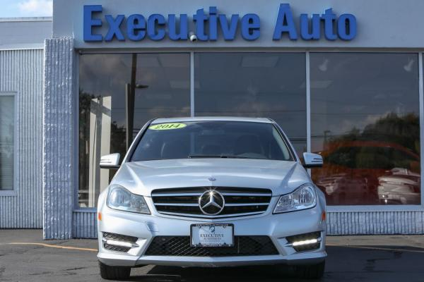 Used 2014 Mercedes Benz C CLASS 300 C300 4MATIC