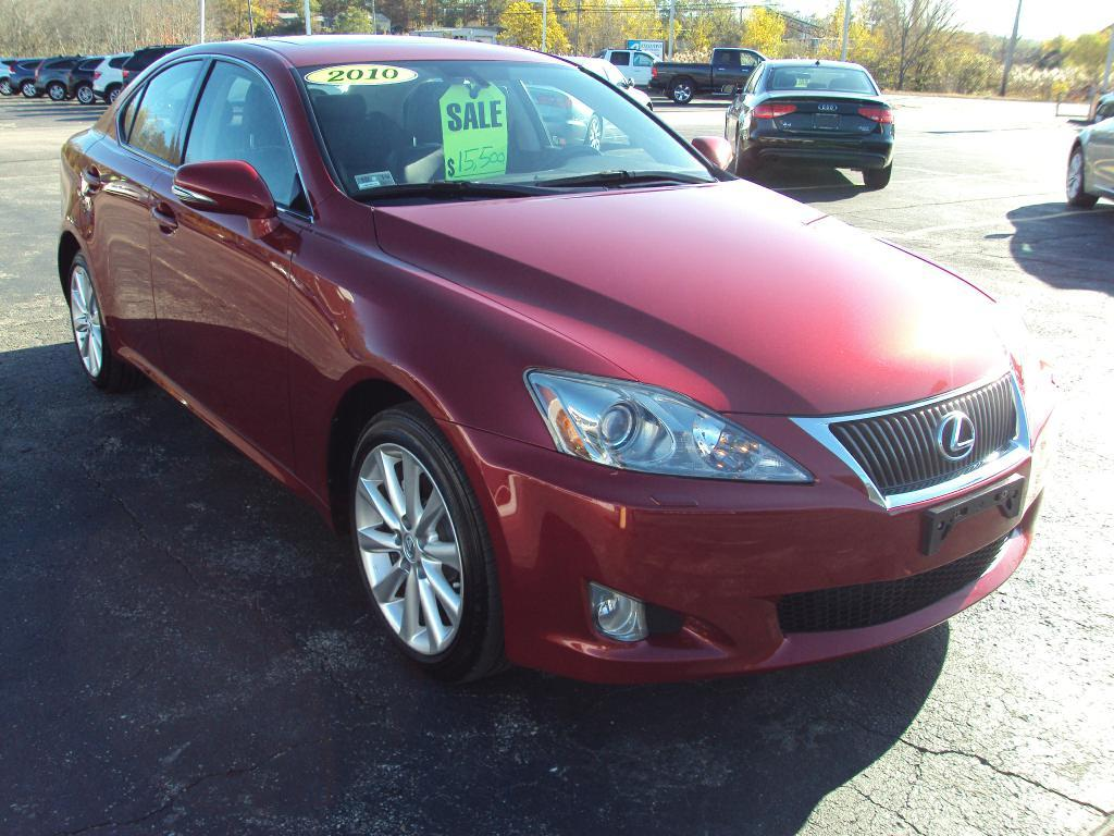 2010 Lexus Is250 Awd 250 Stock 1535 For Sale Near Smithfield Ri Ri Lexus Dealer