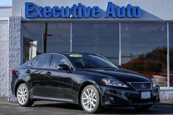 Used 2012 LEXUS IS 250 AWD 250 awd