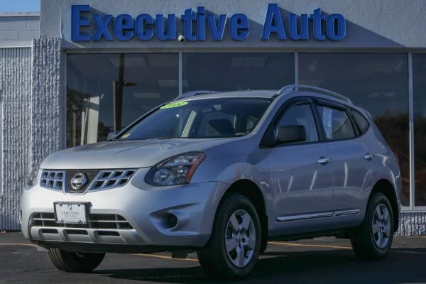 Used 2014 NISSAN ROGUE SELECT S