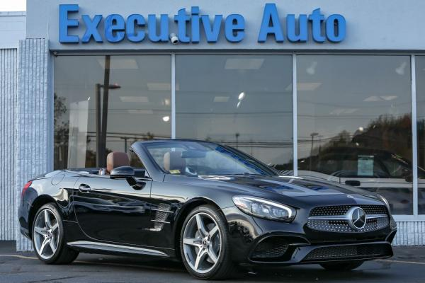2018 Mercedes-Benz SL550