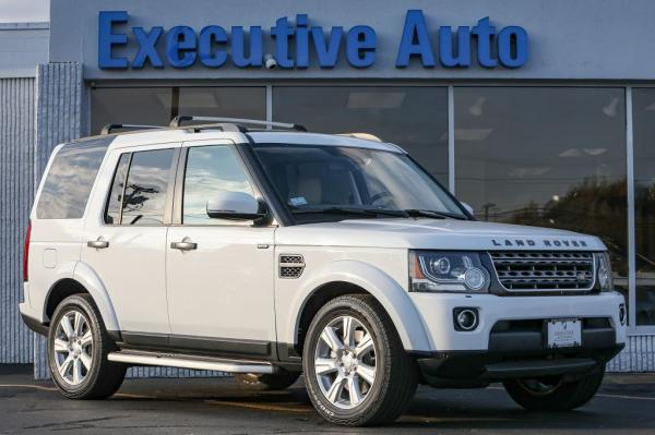 Used 2016 LAND ROVER LR4 HSE