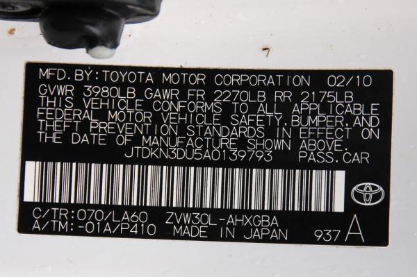 Used 2010 Toyota PRIUS IV IV