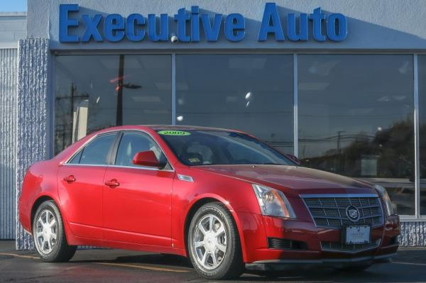 Used 2009 CADILLAC CTS 4 HI FEATURE V6