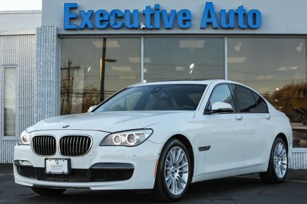 Used 2013 BMW 750 XI XI