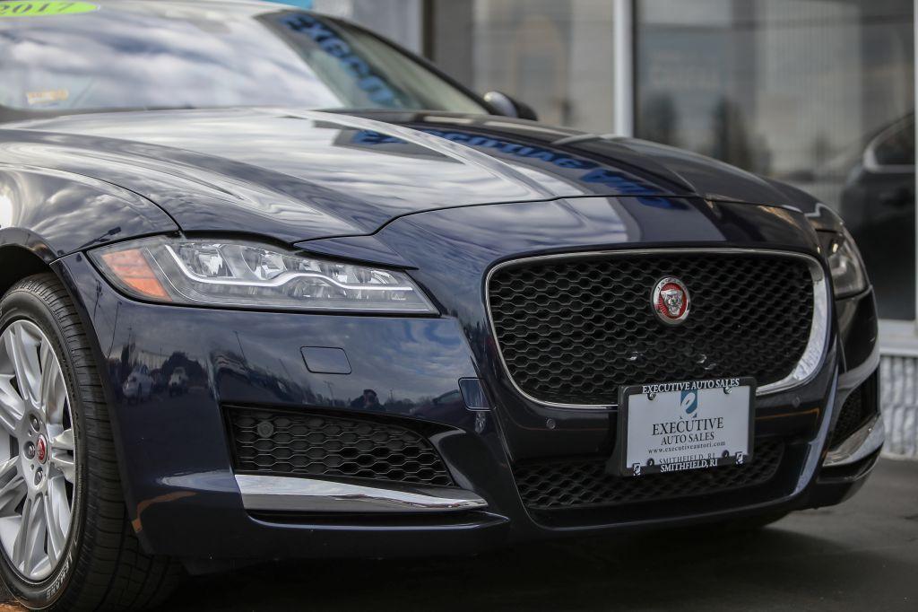 Used 2017 JAGUAR XF 3.5T PREMIUM For Sale ($28,777)   Executive Auto Sales Stock #2373