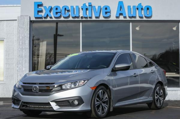 Used 2017 HONDA CIVIC EX T EX t