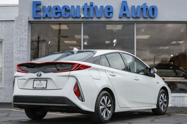 Used 2017 Toyota PRIUS PRIME