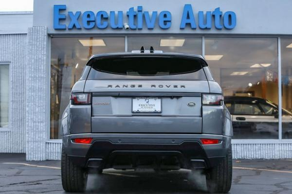 Used 2018 LAND ROVER RANGE ROVER EVO HSE DYNAMIC