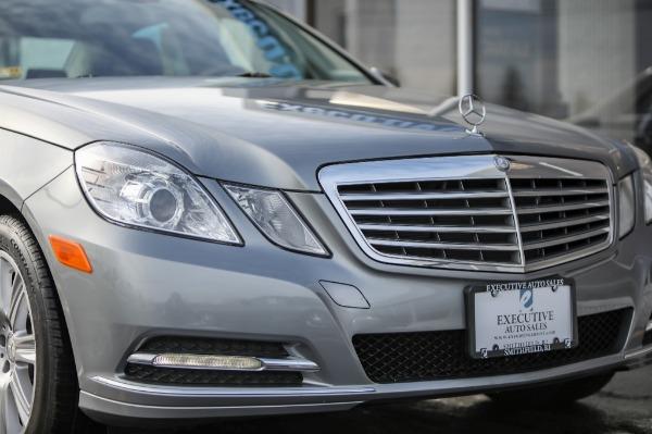 Used 2013 Mercedes Benz E CLASS E350 4M E350 4MATIC