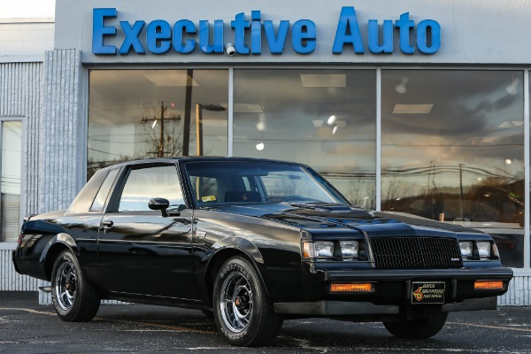 Used 1987 BUICK REGAL GRAND NAT grand national