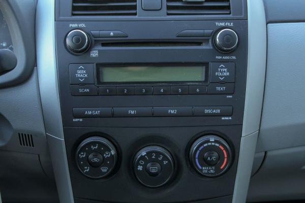 Used 2010 Toyota COROLLA LE