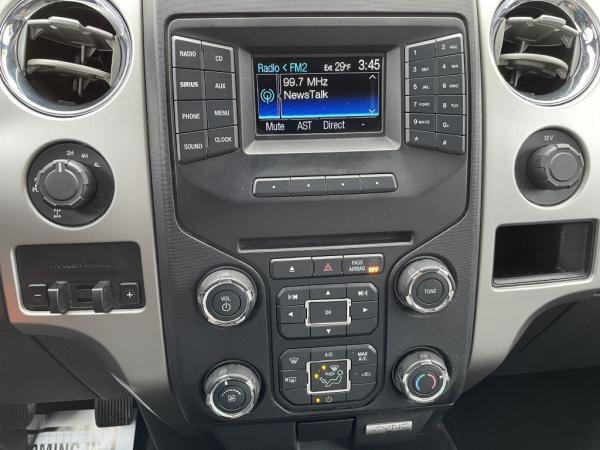 Used 2013 FORD F150 SUPERCREW SUPERCREW XLT