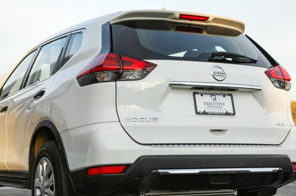 Used 2017 NISSAN ROGUE S S