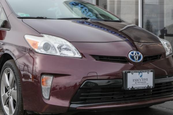 Used 2013 Toyota PRIUS PERSONA