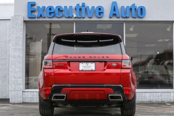 Used 2018 LAND ROVER RANGE ROVER SPO HSE DYNAMIC