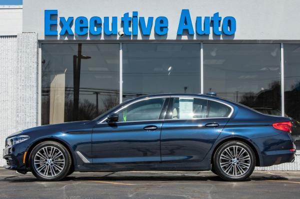 Used 2017 BMW 540 XI XI