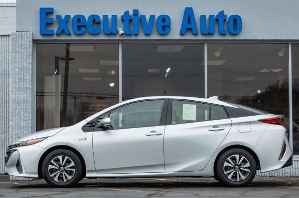 Used 2018 Toyota PRIUS PRIME