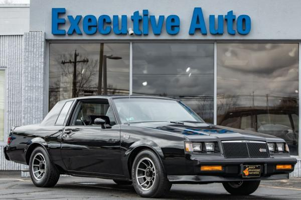 Used 1985 BUICK REGAL GRAND NAT T TYPE