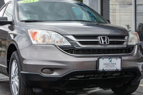Used 2011 HONDA CR V EX