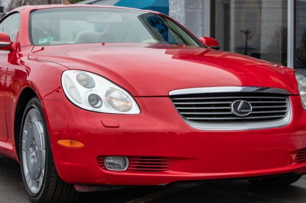 Used 2002 LEXUS SC430 430