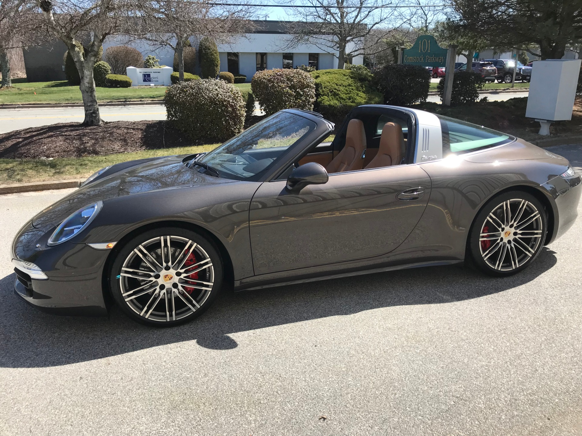 Porsche Targa For Sale >> Used 2015 Porsche 911 Targa 4s Targa 4s For Sale 99 500