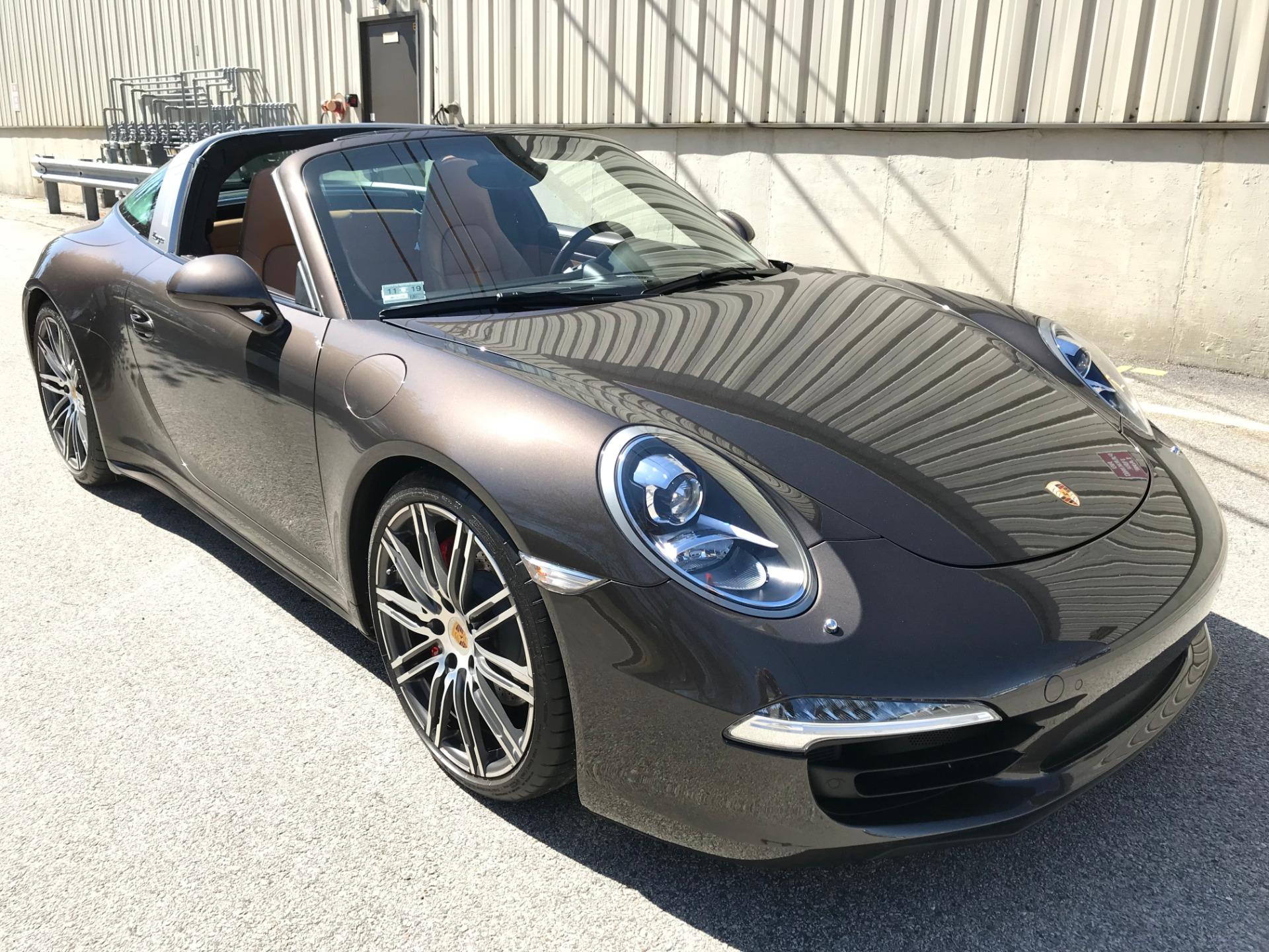 2015 Porsche 911 Targa 4s Targa 4s Stock 1540 For Sale
