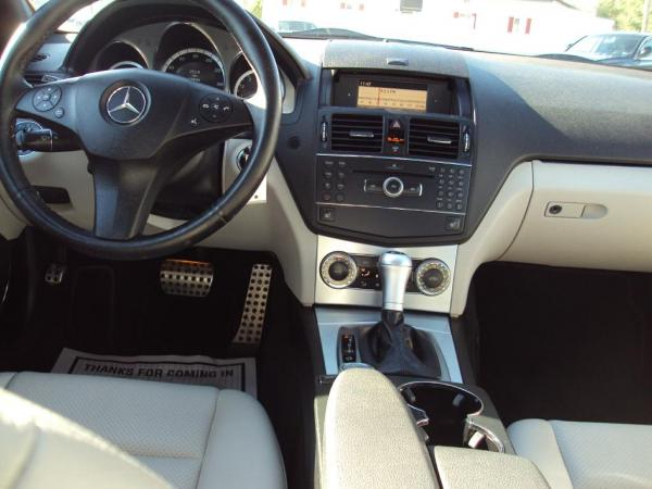 Active Auto Sales >> Used 2009 Mercedes-Benz C-CLASS C300 4MATIC For Sale ($12,500) | Executive Auto Sales Stock #1543