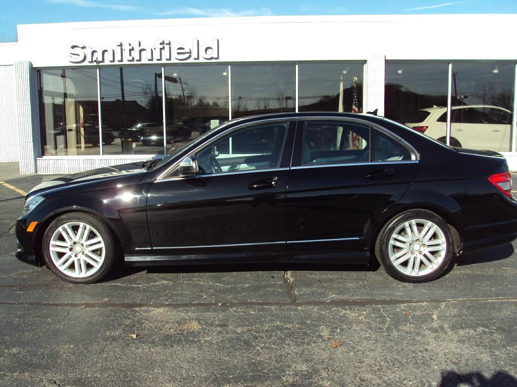 Used 2009 Mercedes Benz C Class C300 4matic For Sale