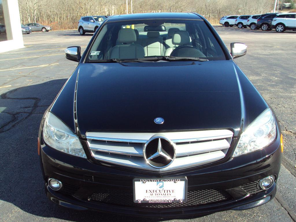 2009 mercedes benz c class c300 4matic stock 1543 for for Mercedes benz c300 oil change cost