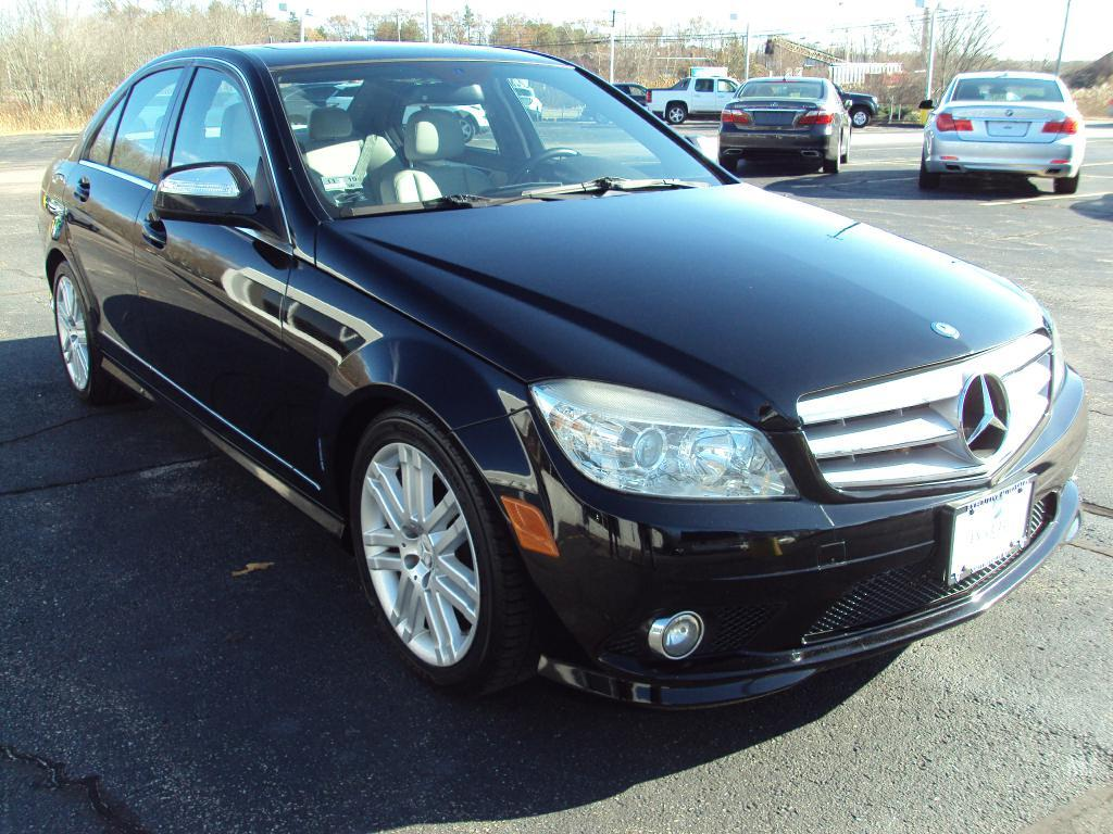 2009 mercedes benz c class c300 4matic stock 1543 for. Black Bedroom Furniture Sets. Home Design Ideas