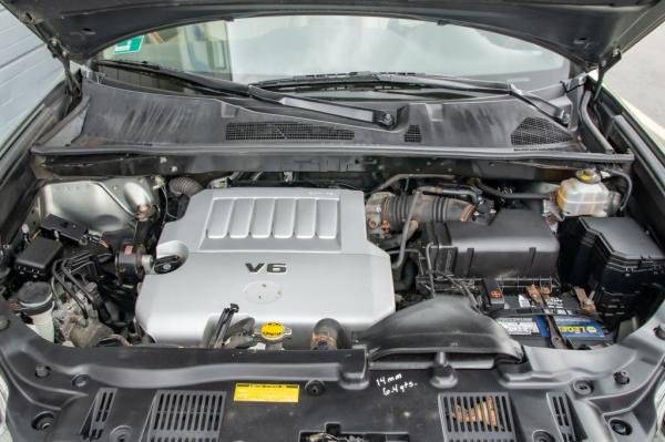 Used 2008 Toyota HIGHLANDER LTD LIMITED